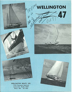 Wellington 47 Brochure
