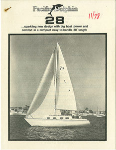 Pacific Dolphin 28 Brochure