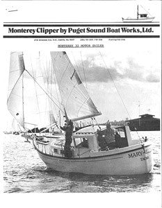 Monterey Clipper 32 Pilot House Brochure