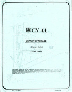 Globe 41 Drawing Brochure
