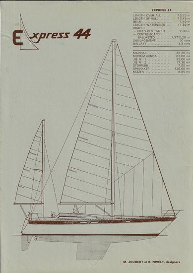 Express 44 Specification Brochure