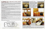 Clipper 31 Trawler Brochure