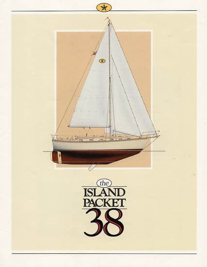 Island Packet 38 Brochure