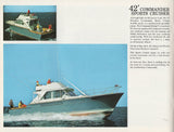 Chris Craft 1971 Commander Brochure