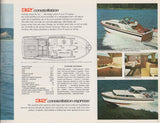 Chris Craft 1965 Constellation Brochure