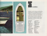 Chris Craft 1969 Constellation / Corvette  Brochure