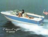 Chris Craft Lancer 17 Brochure