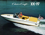 Chris Craft XK-19 Brochure