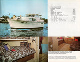 Chris Craft Flush Deck 45 Brochure