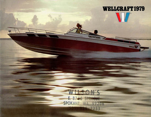 Wellcraft 1979 Brochure