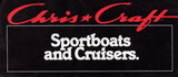 Chris Craft 1981 Full Line Brochure