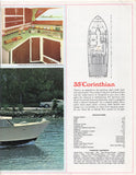 Chris Craft 1966 Corinthian Brochure