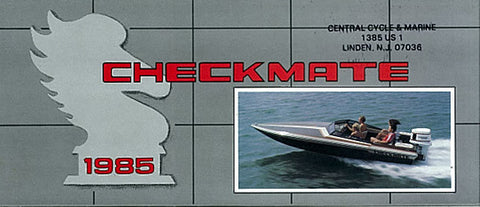 Checkmate 1985 Abbreviated Brochure
