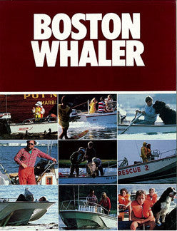 Boston Whaler 1980s Brochure