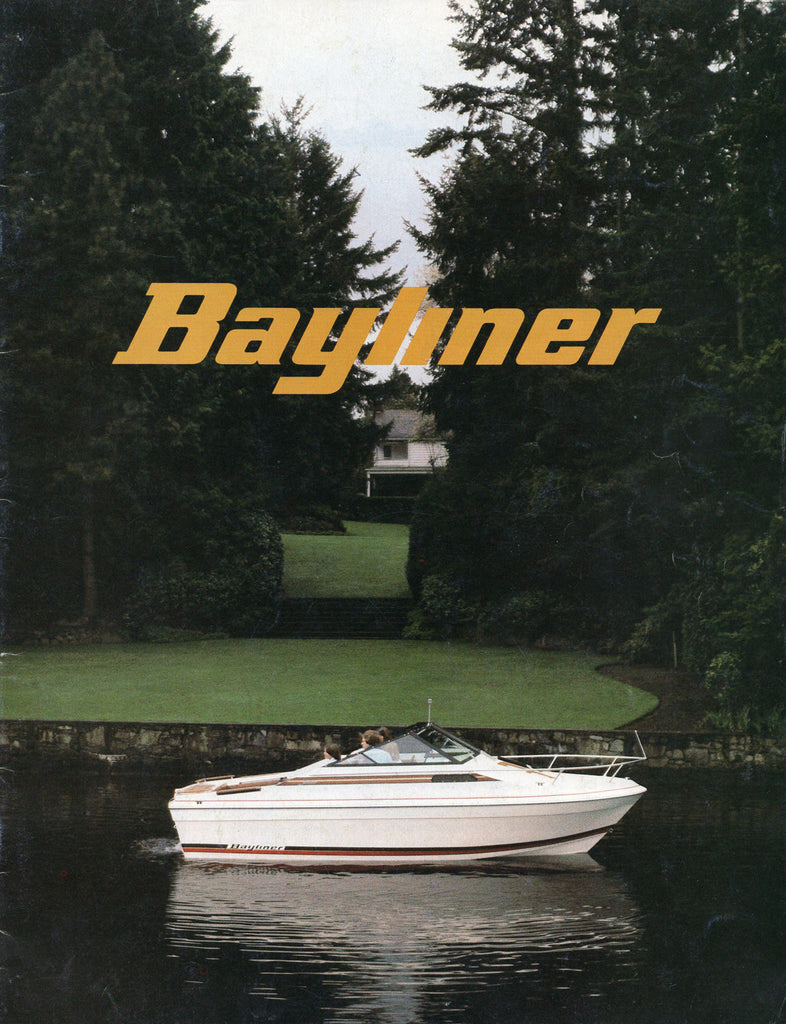Bayliner 1978 Brochure