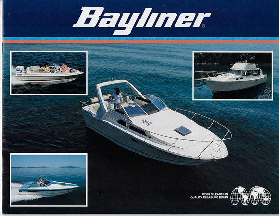 Bayliner 1982 Brochure
