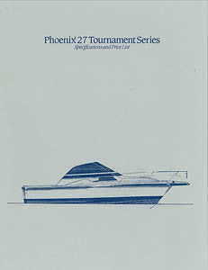 Phoenix 27 Tournament Series Specification Brochure