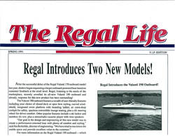 Regal Life Newsletter