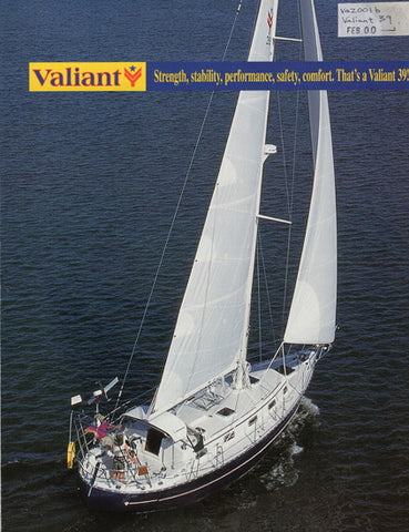 Valiant 39 Brochure