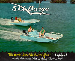 Kenner Ski Barge Brochure