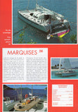 Fountaine Pajot 1993 Brochure