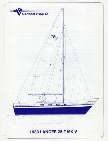 Lancer 28-T Mark V Specification Brochure