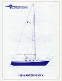 Lancer 30 Mark V Specification Brochure