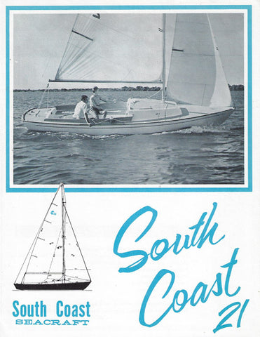 South Coast 21 Brochure Package