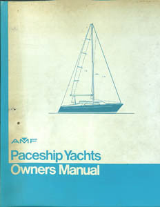 Paceship PY23 Owners Manual