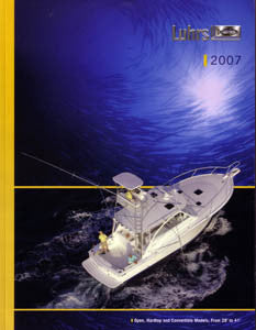 Luhrs 2007 Full Line Brochure