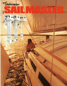 Johnson 1982 Sailmaster Outboard Brochure