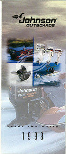 Johnson 1998 Outboard Abbreviated Brochure