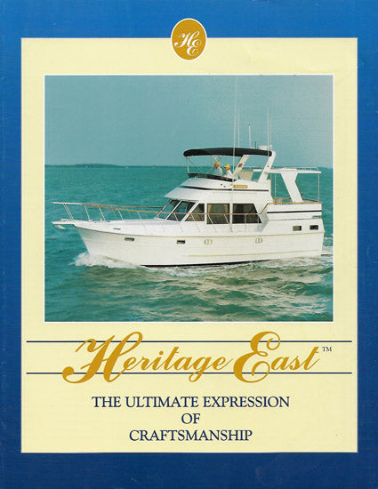 Heritage East 36 Brochure