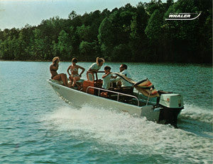 Boston Whaler 1971 Brochure