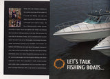 Fountain 1998 Sportfish Series Brochure