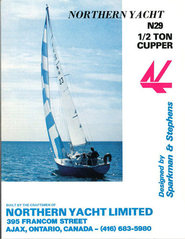 Northern N29 Brochure