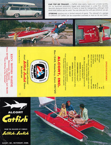 Alcort Catfish Brochure