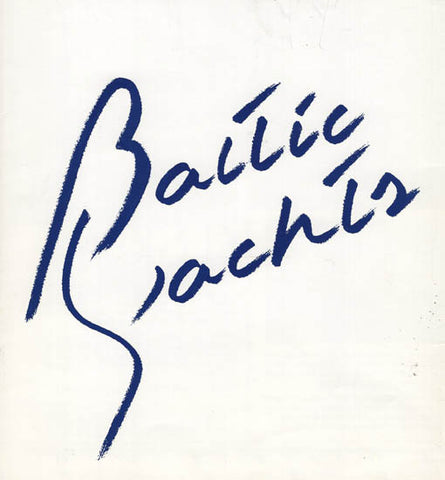 Baltic 1990s Brochure