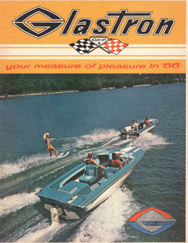 Glastron 1966 Brochure