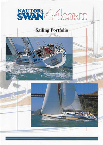 Nautor's Swan 44 Mark II Brochure