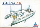Catana 531 Specification Brochure