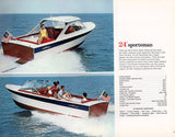 Chris Craft 1965 Sea Skiff Brochure