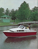 Chris Craft 1969 Cavalier Brochure