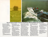 Chris Craft 25 Brochure