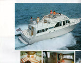Chris Craft Corinthian 38 Brochure