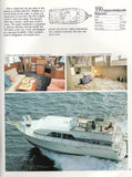 Chris Craft 1987 Cruisers Brochure