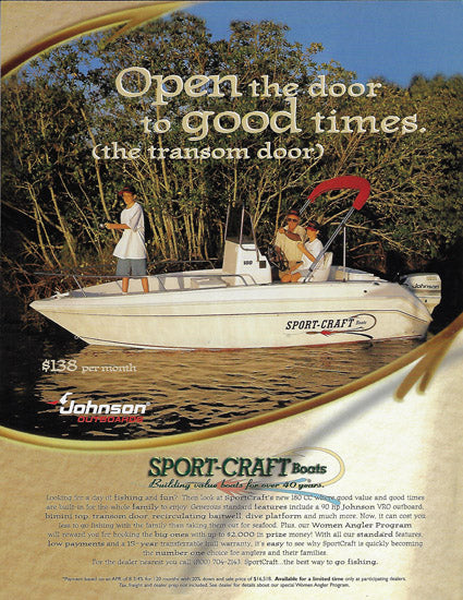 Sport Craft 180 Center Console Brochure