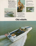Chris Craft 1977 Sport Boats Brochure