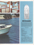 Chris Craft 1966 Crusader Brochure