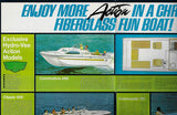 Chrysler 1968 Boats Brochure / Poster